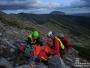 Recatados dos montañeros que cayeron en el Pico Tijeras de Luna