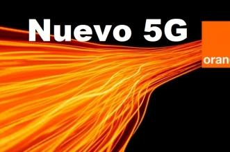 Nuevo 5g Orange