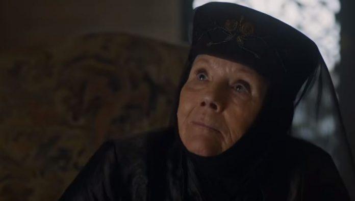 La actriz Olenna Tyrell en 'Juego de tronos' ha fallecido