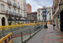 obras Alcázar de Toledo