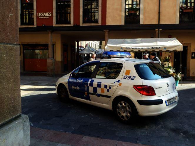 Policia Local de Oviedo