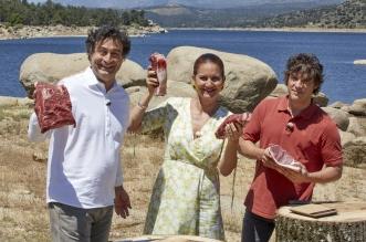 Tierra de Sabor, protagonista de las cocinas de MasterChef Celebrity