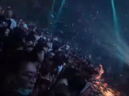 Wuhan-fiesta