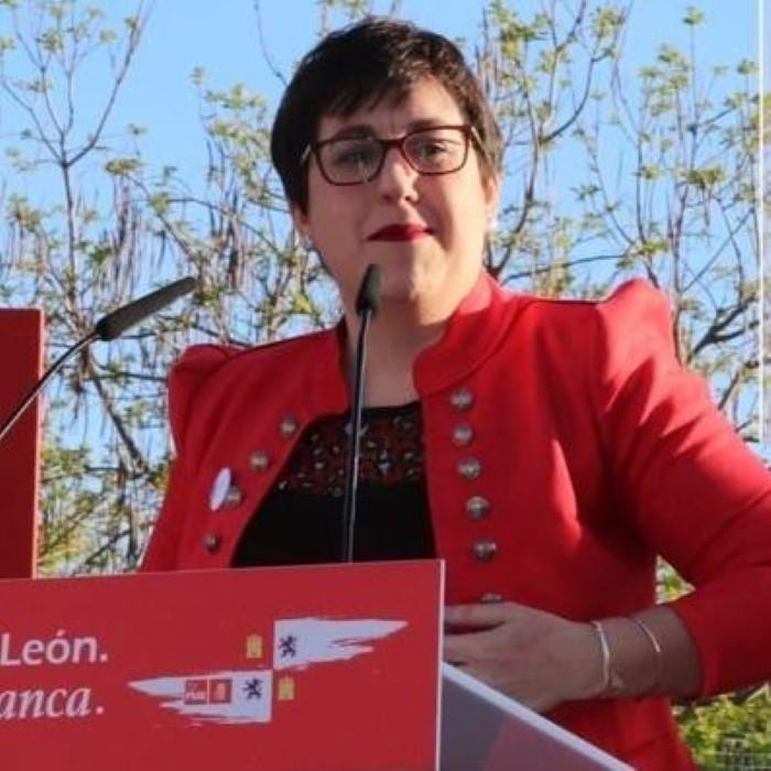 alcaldesa de San Andrés del Rabanedo (León), Camino Cabañas