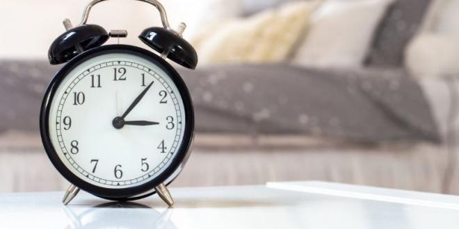 cambiar la hora