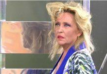 el final de Lydya Lozano en Salvame, Telecinco
