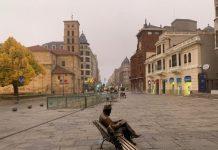 mal tiempo niebla en León