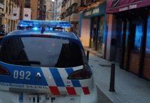 Policía controla 1220 coches