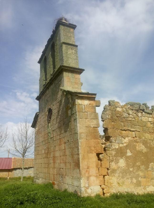 iglesia derrumbe