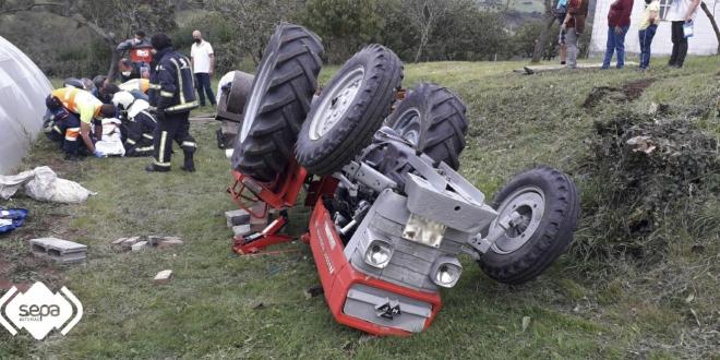 accidente en Corvera