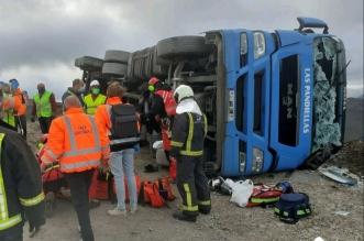 accidente laboral en Tineo