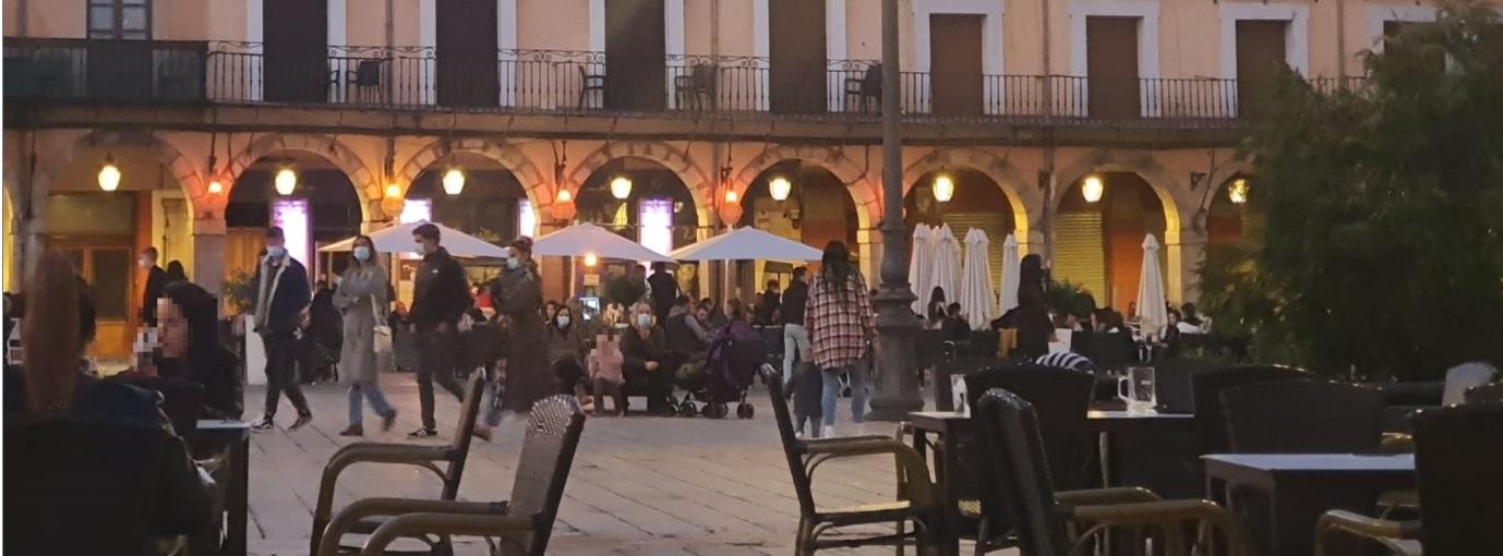 Plaza Mayor León