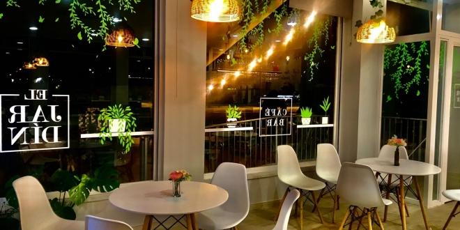 Bar el jardín de León