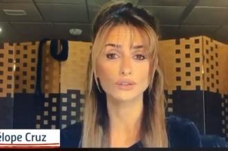 cambio de look de Penélope Cruz a rubia