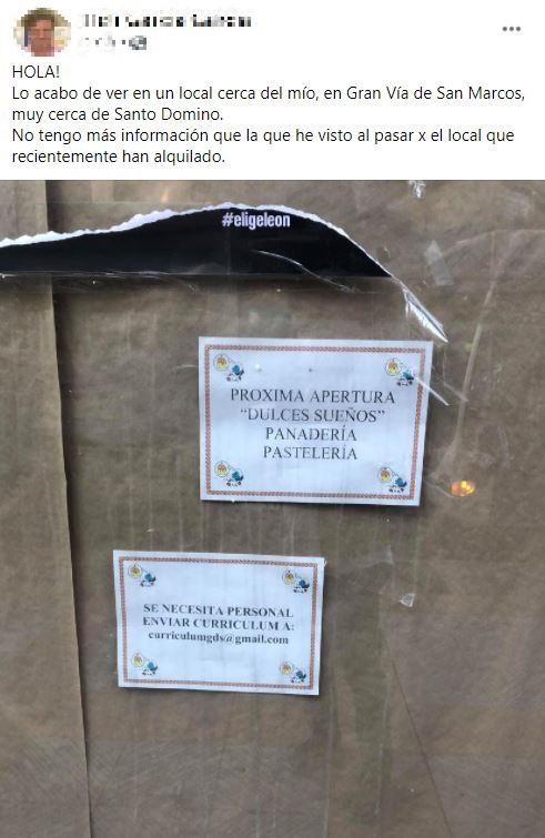 oferta de empleo en León