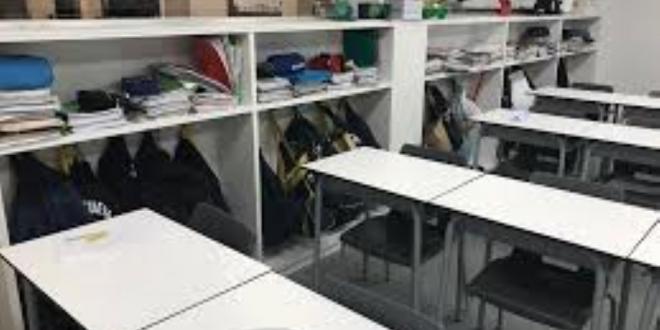 nueva cuarentena colegios