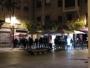 Toque de queda en León