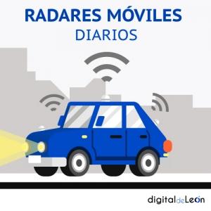 Radares móviles León diarios