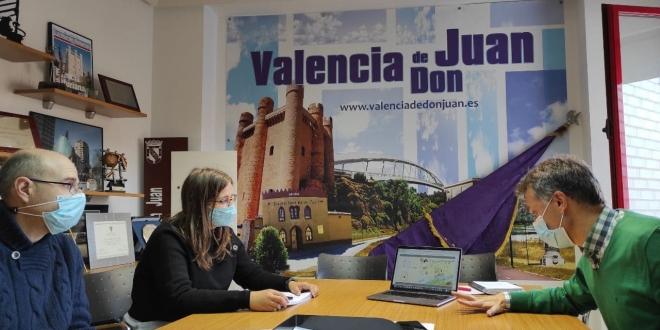 Bonos ayuntamiento Valencia de Don Juan