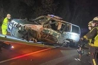 accidente Guardia Civil