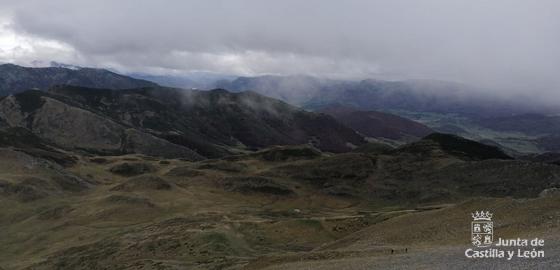 accidente montaña en León