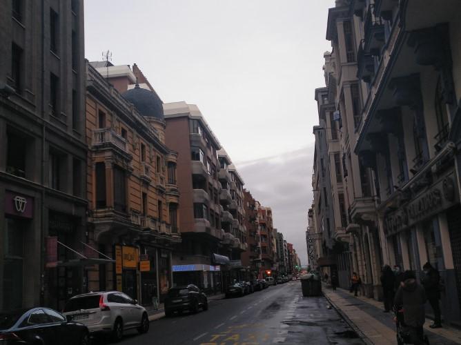 amanecer en León