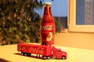 anuncio coca cola navidad
