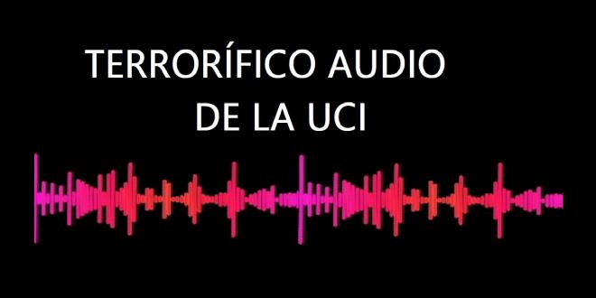 En Jake toda la UCI por el audio de un médico