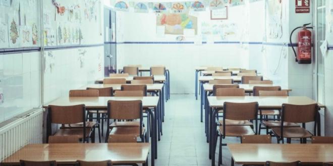 aula confinada León