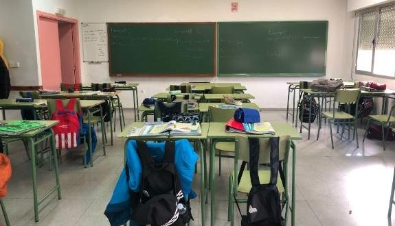 aulas confinadas