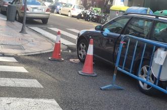 calles cortadas en León