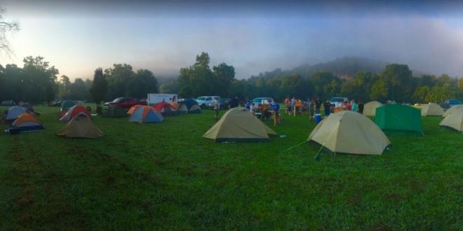 normas camping