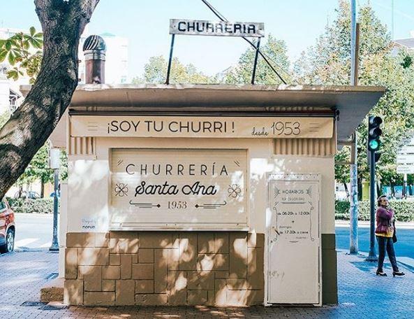 churrería en León