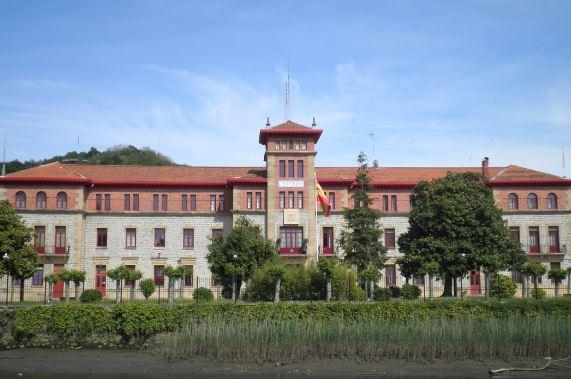 cuartel de loyola
