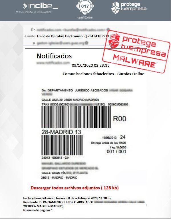 incibe malware