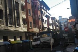 obras en León