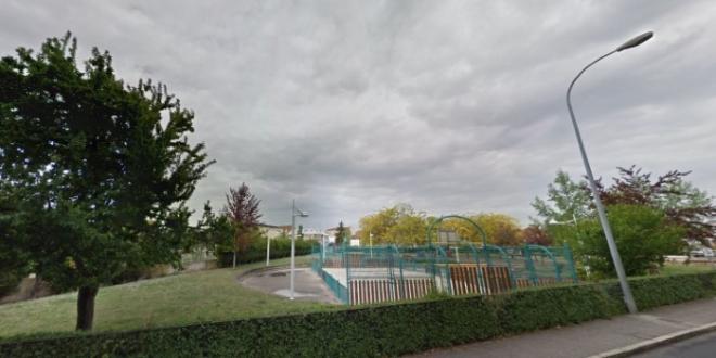 arreglan los parques de León