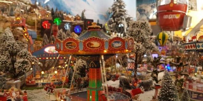 feria de navidad en LEón