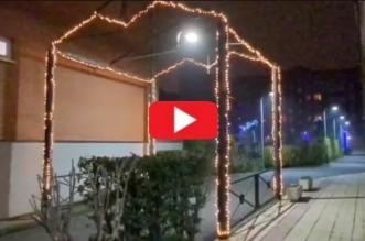 iluminacion-navidad vecinos elfos leon