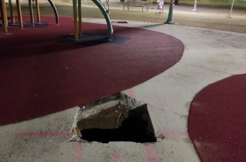 peligro parques