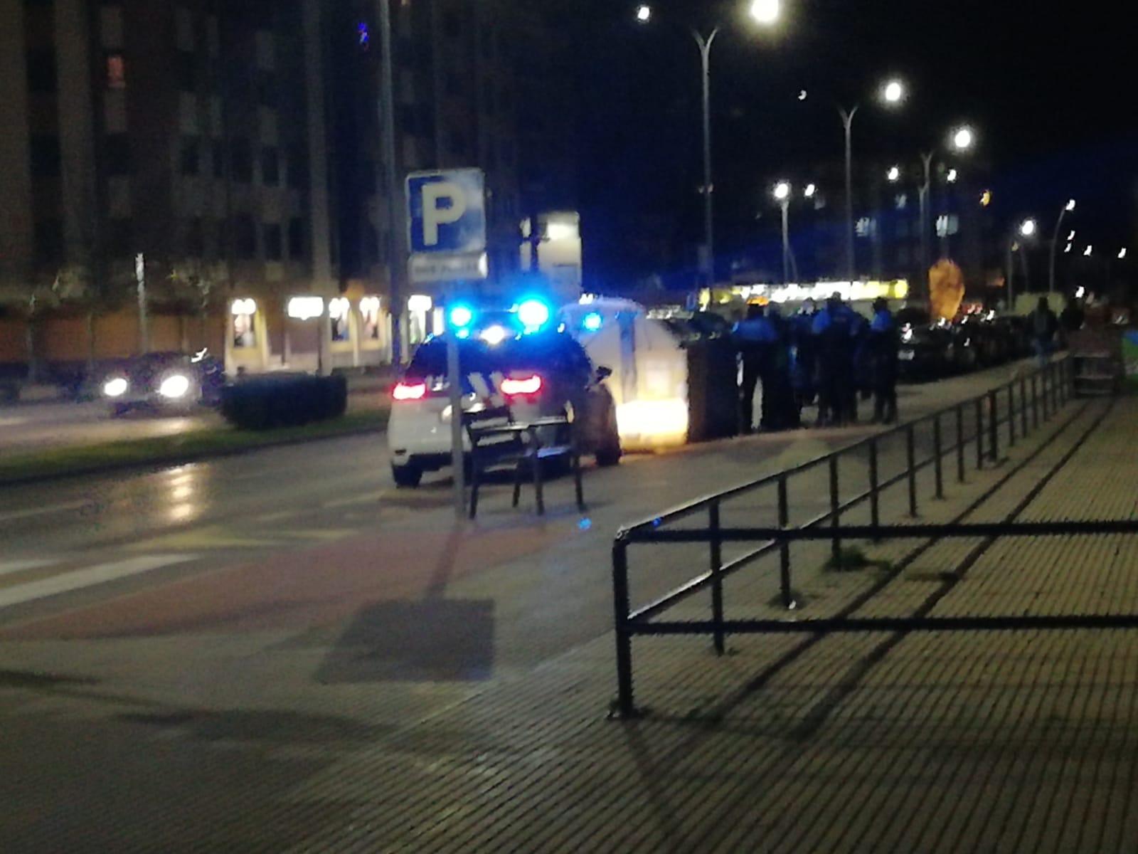 policía local de León