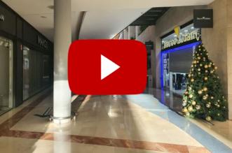 video espacio leon navidad