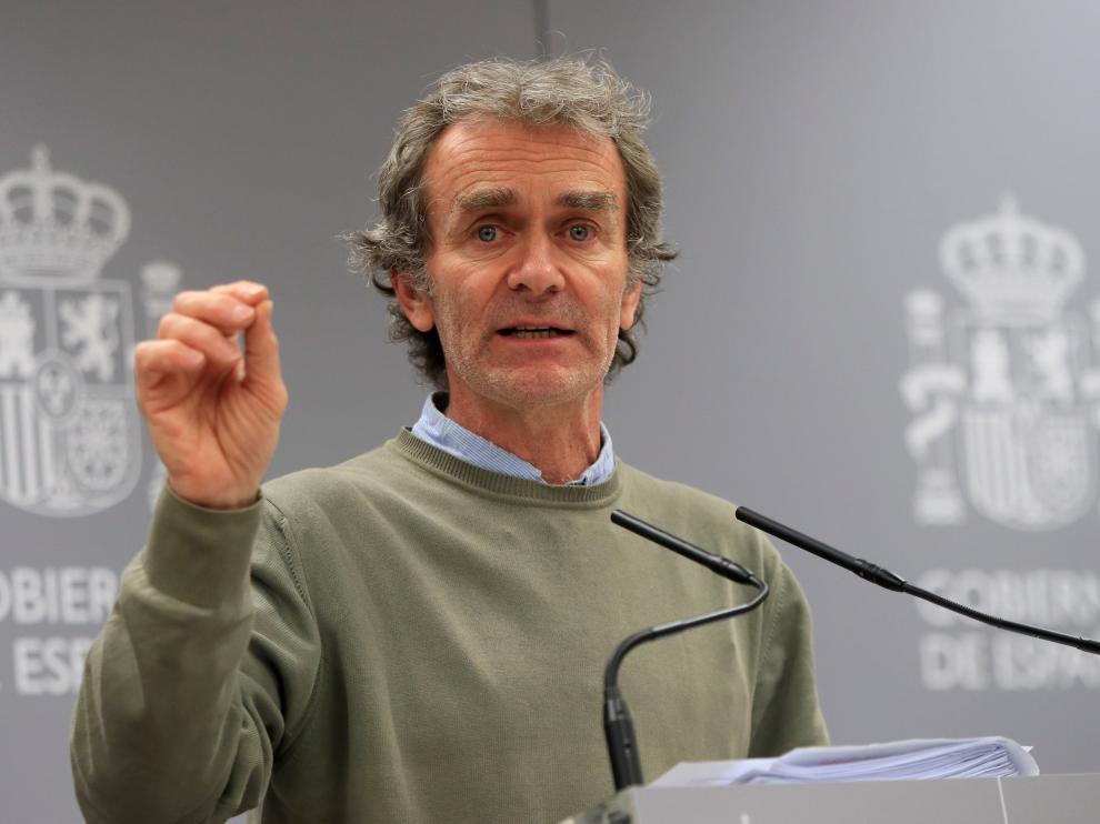 Simón pronostica el impacto de la nueva cepa del coronavirus en España