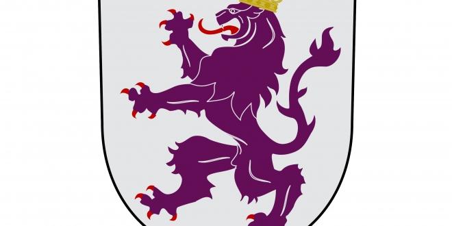 sabias reino leon tiene escudo mas antiguo europa