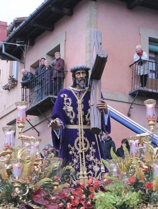 no semana santa León
