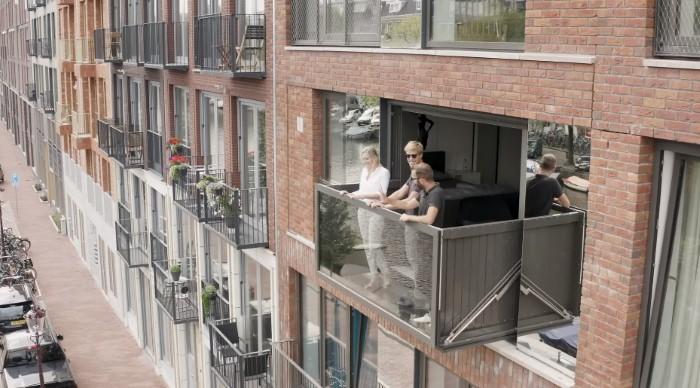 ventana terraza