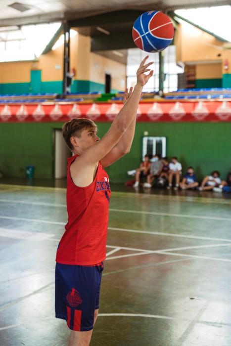 basket experience león