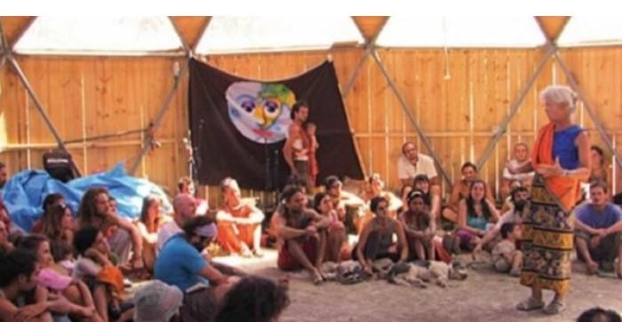 escapada aldea hippie leon