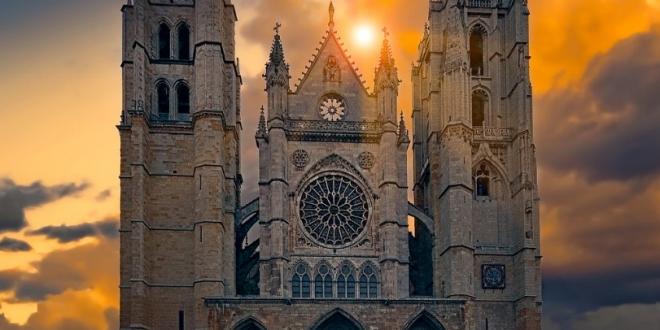 letras-leon-catedral