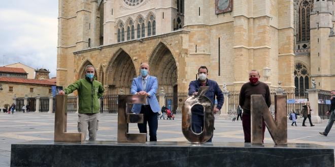 nueva imagen plaza catedral leon